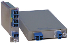 iConverter Single-Fiber CWDM Multiplexer and Add/Drop